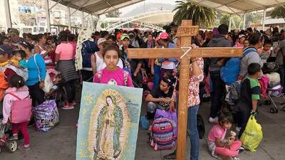Diarios de la caravana - De Ciudad de México a Lechería para subirse en 'La Bestia'.