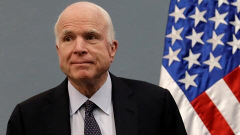 McCain, en recuperación tras haber sido sometido a una extirpación de un tumor en el cerebro