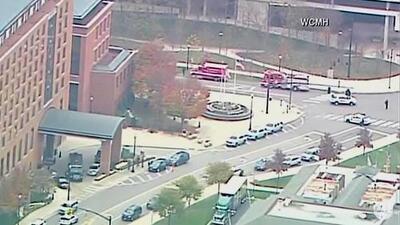 Reportan varios heridos por tiroteo en la Universidad Estatal de Ohio