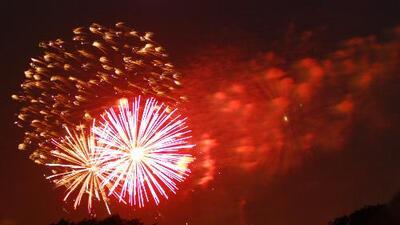 ¿Dónde disfrutar de los fuegos artificiales?