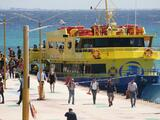 EEUU cierra su oficina consular en Playa del Carmen tras el hallazgo de explosivos en ferrys turísticos