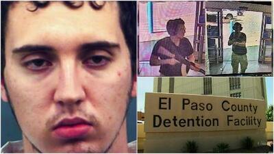 Revelan estado de detención del hombre acusado de la masacre en El Paso, Texas