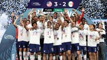 ¡Team USA, campeón! Estados Unidos aprovecha errores del Tri y se corona