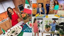 Festejo tricolor, información y mucha diversión: las mejores imágenes (y videos) de la semana en Despierta América