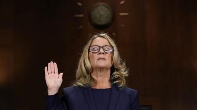 """Estoy """"100%"""" segura que Kavanaugh me agredió: el testimonio de Christine Blasey Ford"""
