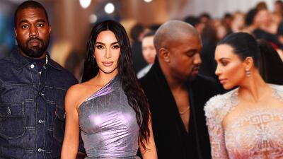 """Kanye West siente que lleva casado """"500 años"""" con Kim Kardashian  (pero quiere más hijos con ella)"""