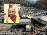 Hombre que quemó un cuerpo provocó el incendio Markley, el cual cobró la vida de dos personas