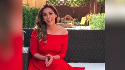 """Así se despidió Lourdes Stephen de su """"magnífico capítulo profesional"""" en Univision"""