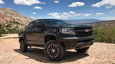 Respondemos los comentarios de nuestros seguidores sobre la Chevrolet Colorado ZR2