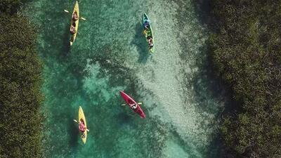 Turks & Caicos: Golpeados por Irma y María, pero abiertos al turismo