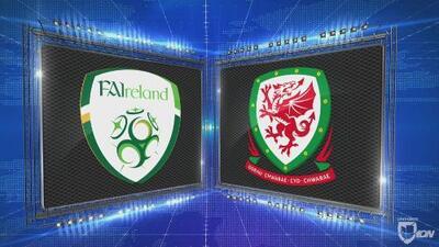 Irlanda 0 - 1 Gales - GOLES Y RESUMEN - Liga B - Grupo 4 - UEFA Nations League