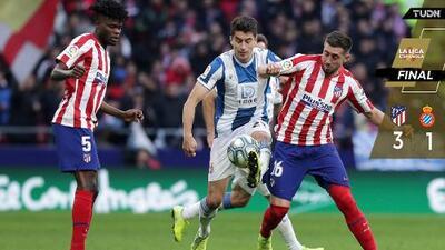 Herrera y Atleti ganan y aprietan la tabla en España