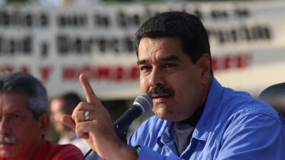 """Nicolás Maduro afirma que hubo una """"campaña sucia"""" contra Evo Morales"""