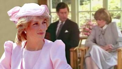 """38 años después: la entrevista a Lady Di donde lucía """"asustada"""" y """"fuera de lugar"""" antes de su boda"""