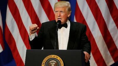 Fiscal general de Nueva York demanda a la Fundación Trump por violar leyes de campaña política