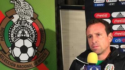 """Gerardo Torrado sobre Tri Sub-20: """"Hemos quedado a deber"""""""