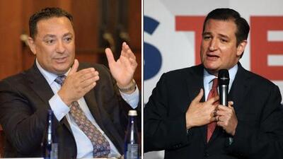 De cubano a cubano: jefe de la policía de Houston reclama a Ted Cruz por su postura contra los dreamers