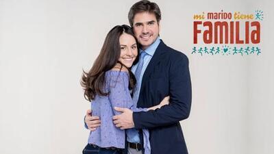Hoy gran estreno de 'Mi marido tiene familia' por Univision: te damos las razones para verla noche a noche