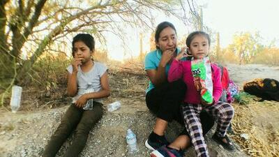 El hambre vence al miedo: a pesar de la 'tolerancia cero' de Trump los migrantes siguen viniendo (y la mayoría son de Guatemala)
