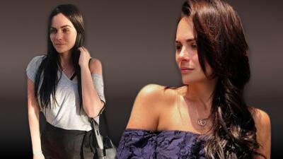 Laura Carmine habla de su lucha contra la anorexia y depresión que padecía