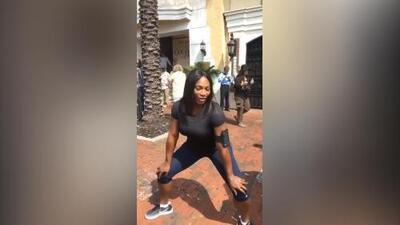 El videito: un tutorial de 'twerking' por Serena Williams