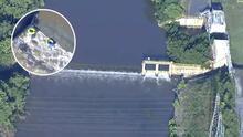 Mueren tres personas y dos siguen desaparecidas tras caer en una represa de Duke Energy