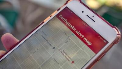 A 30 años del terremoto de Loma Prieta, lanzan una aplicación de alerta sísmica temprana para toda California