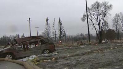Las autoridades piden a residentes de Napa y Sonoma se preparen para la posibilidad de tormentas en el futuro