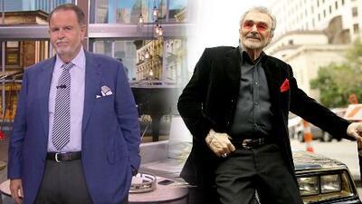 """Raúl de Molina triste por la muerte de su """"amigo"""", la leyenda Burt Reynolds"""