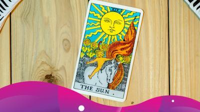 Qué significa la carta del Sol en el tarot