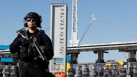 En qué consiste el cierre de la frontera con México y Canadá para todos los viajes no esenciales
