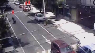 Captan en video a los presuntos asesinos del periodista Rubén Espinosa