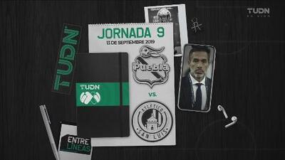 ¡Entre líneas! Puebla espera amargar el estreno de Gustavo Matosas con Atlético San Luis