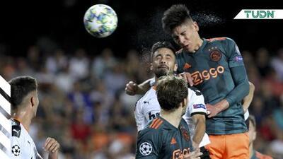 Abren expediente contra el Ajax de Edson Álvarez