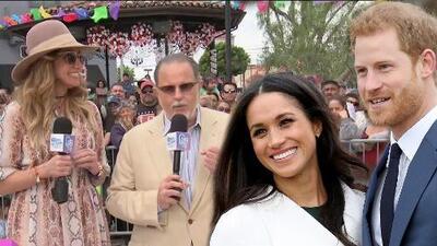 ¿Pelirrojo o pelinegro?: Lili Estefan ya se imagina cómo es el bebé de Meghan Markle y el príncipe Harry