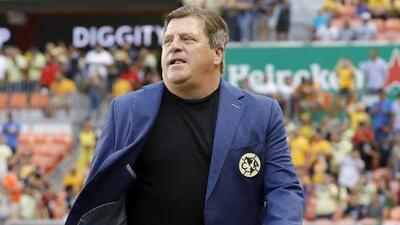 Miguel Herrera no cree que el América vs. Tigres sea un clásico