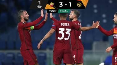 La Roma asegura el primer lugar de grupo tras vencer a Young Boys