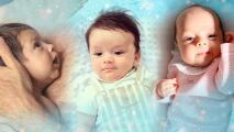 Blu, Bianca, André, León y Megan: conoce a estos bebés de famosos que nacieron durante la pandemia