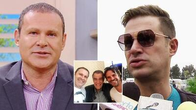Alan y Mark Tacher dieron detalles de la salud de su papá y piden oraciones para él