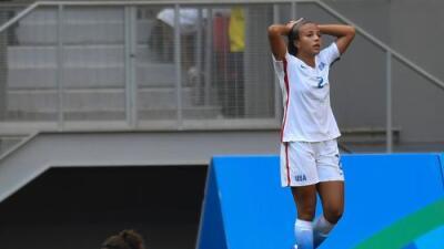 Terminó el juego Estados Unidos queda eliminado del fútbol femenil