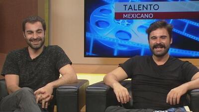 Los actores mexicanos Aldo y Carlo Guerra llegan a Houston para compartir con sus fanáticos en una firma de autógrafos
