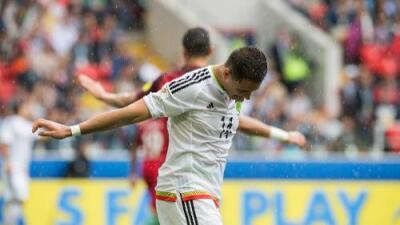 México dejó escapar el podio ante Portugal por descuidos