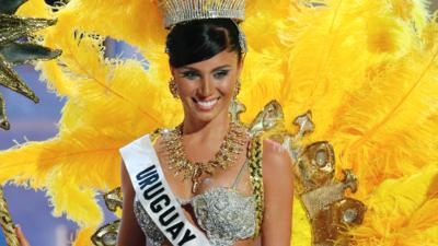Hallan el cadáver de una reina de belleza uruguaya en un hotel de Ciudad de México