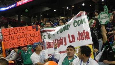 ¡Ven al México vs Brazil con nosotros!