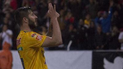 ¡Gignac le dio la victoria a Tigres con su gol número cien!