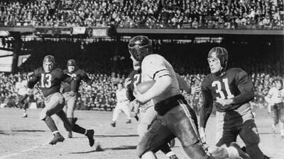 La victoria más humillante en la historia del Super Bowl: cuando Chicago le ganó 73-0 a Washington