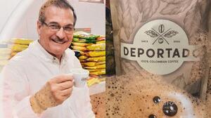 'Café Deportado': fue expulsado por ICE y ahora exporta café a EEUU con un propósito muy especial