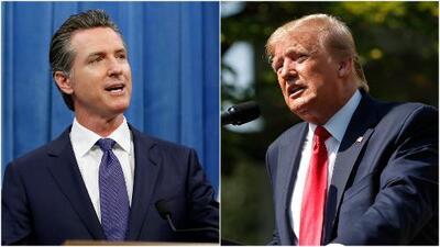 California desafía a Trump al aprobar ley electoral que lo obliga a divulgar sus declaraciones de impuestos