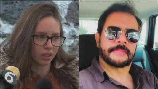 Hija de Héctor Parra denuncia que su padre la abusó sexualmente