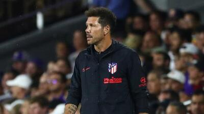 "Simeone: ""Héctor Herrera va a servir al Atlético Madrid"""